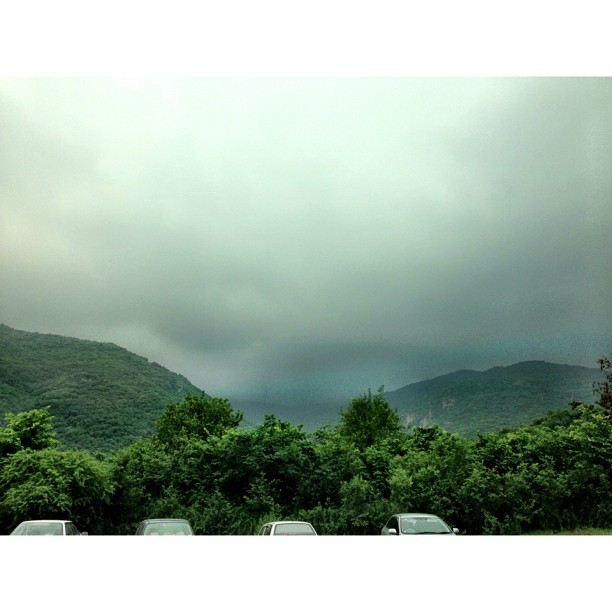 Mendung Tak Bererti Hujan | Dark Clouds | #Margalla Road | Heading to Trail 5 | Margalla National Park | #Islamabad, Pakistan