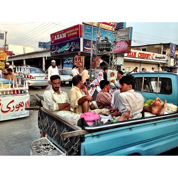 Like A Bawse | From #Balakot to #Abbottabad | #Karakoram Highway | #iPhoneography | Khyber Pakhtoonkhwa Province | #Pakistan