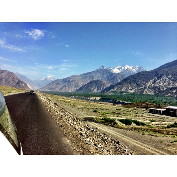 Hunza to Gilgit | #Gilgit Town| #Karakoram Highway Journey | #Gilgit Valley | #iPhoneography | #Gilgit-Baltistan Region | Northern #Pakistan