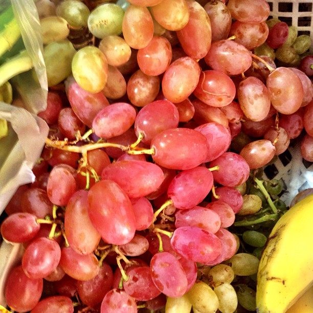 Fresh Pink Grapes from #Balochistan | #Rana Market | #Islamabad, Pakistan