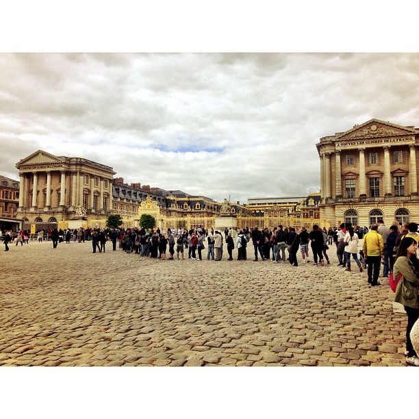 Gigih Beghatoq   Chateau de Versailles   iPhoneography   #JJCMPaghis   Versailles, France