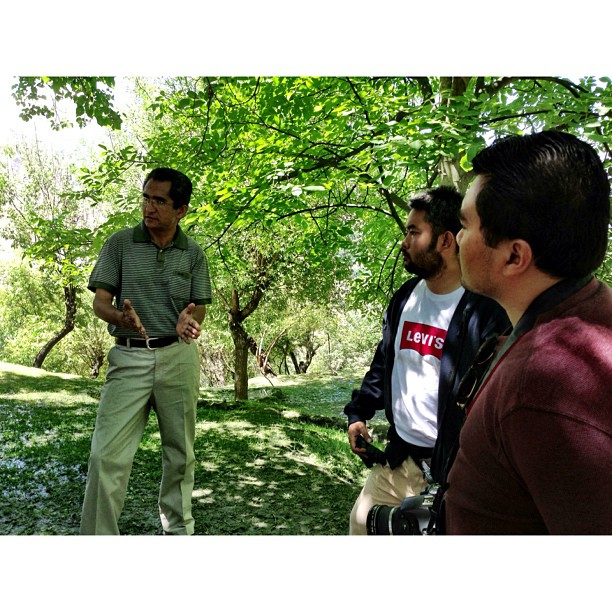 Serious Discussion with the Tour Guide | #Altit Fort | Altit Village | #Karakoram Highway Journey | #Hunza Valley | #iPhonegraphy | #Gilgit-Baltistan Region | Northern #Pakistan