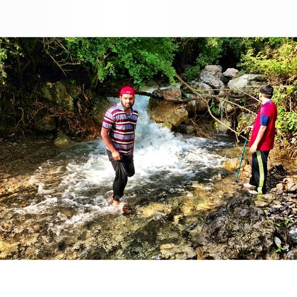Terjun ! | Merdeka Day Hiking | Trail 5 & 6 | Dara #Janglan | Monsoon Season + Stream Full of Water Everywhere | #Margalla Hill National Park | Sesat Barat Ke Trail 6 | iPhoneography | #Islamabad, Pakistan