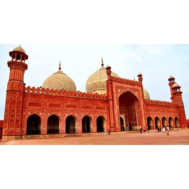 #Badshahi Masjid | Old #Lahore City | Punjab Province, #Pakistan