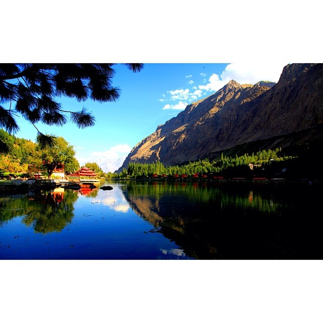 Lower #Kachura Lake | #Shangrila Skardu Hotel | Road Less Travelled | Summer 2012 | #Karakoram Highway | #Skardu Valley | Gilgit-#Baltistan Region | Northern Areas of #Pakistan
