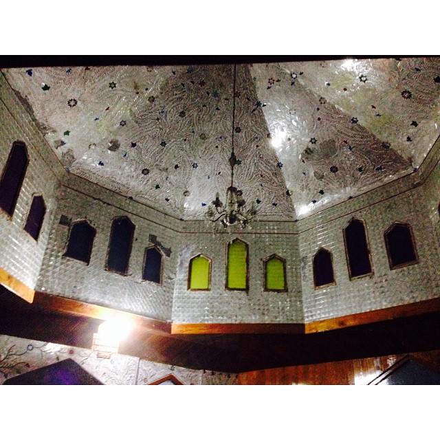 Masjid | #PineParkHotel | #Shogran | #Autumn2013 | iPhoneography | #KaghanValley | #KarakoramHighway | #KhyberPakhtunkhwa Province, Pakistan