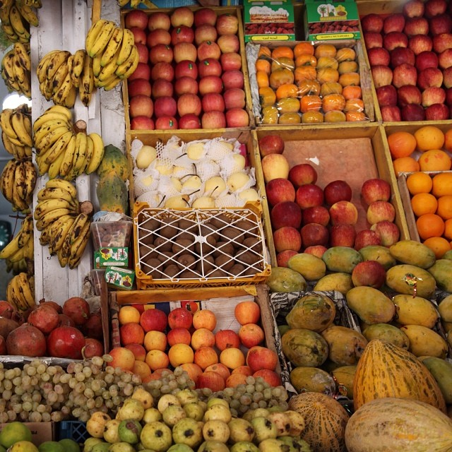 Fresh Fruits | Fruit & Vegetable Shop | #Rana Market | #Islamabad, Pakistan