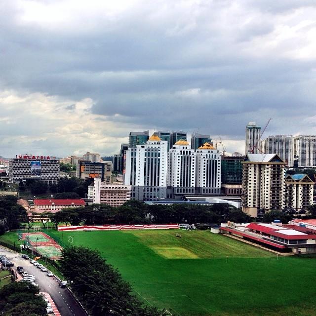Macam Gelap Je | Monsoon 2013 | Bangsar | Kuala Lumpur, Malaysia