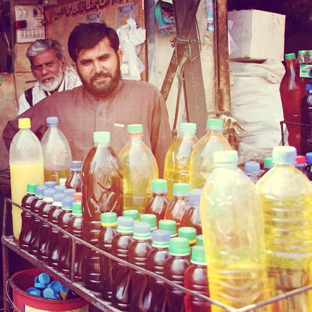 Fuel Oil | Summer 2011 | Raja Bazaar, #Rawalpindi | Punjab Province, Pakistan