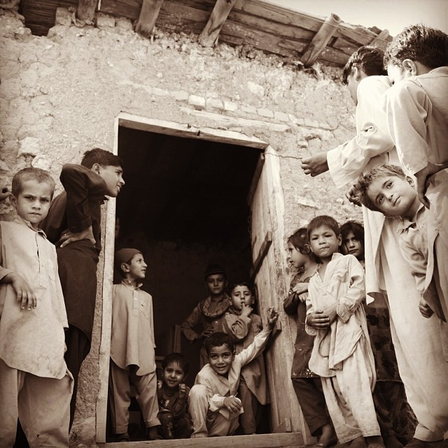 Afghan Kids | #Afghan Refugees Camp | Near Sabzi Mandi | #Islamabad, Pakistan