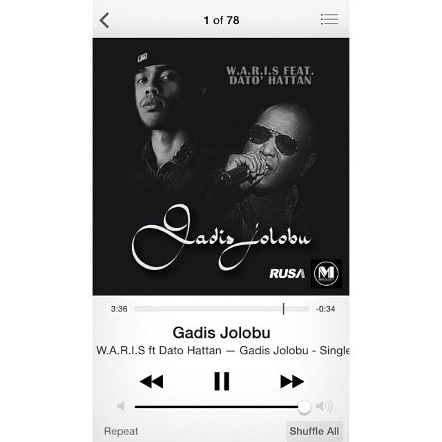 Ko Jolobak Ko #Jolobu | Gadis Jolobu | #Waris feat Dato #Hattan | Isloo PAK