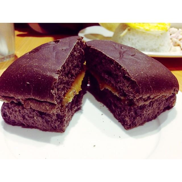 Toast Charcoal Bun | Kluang Station | #TakGhupaArangPun | Setia City Mall | Setia Alam | #DinnerMuhibbah | Selangor, Malaysia