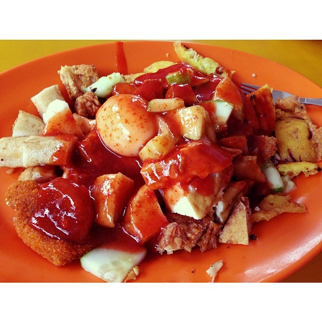 The Famous Kuih Udang Alor Gajah | #JJCM #VMY2014 | Pasar Menggong | Alor Gajah, #Melaka | Malaysia