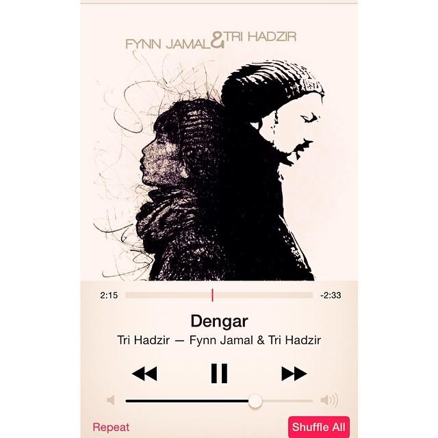 Dengar | #FynnJamal #TriHadzir | Kuala Lumpur, Malaysia