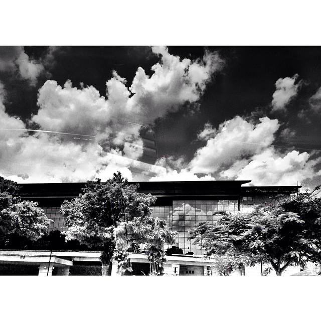 Awan Gemawan Saling Menawan | #UNITEN Putrajaya Campus | Malaysia