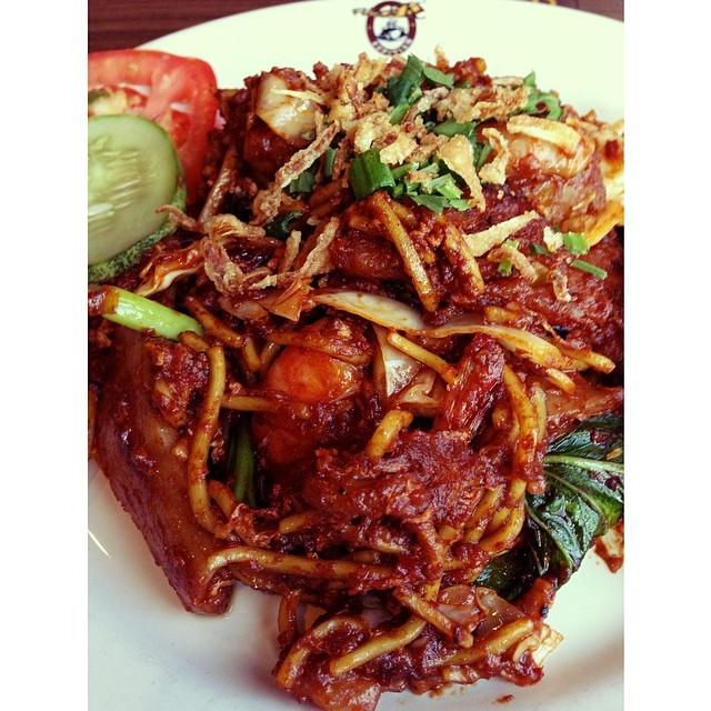 Mee Goreng Mamak Special Satu! | Shah Alam, Selangor | Malaysia