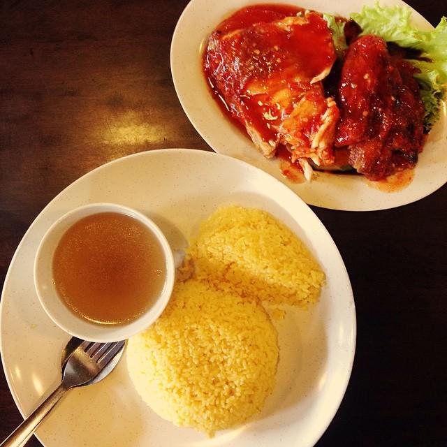Nasi Ayam Kekdahnyer | Tat Nasi Ayam | #JJCM #VMY2014 #Dah4TahunTakMerasa #AyamLebey #BukanAyamGolek | Shah Alam, Selangor | Malaysia