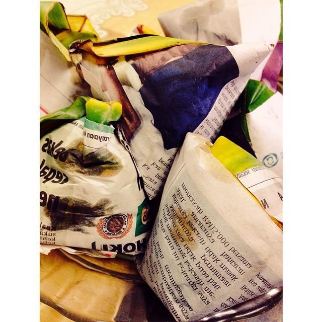 Nasi Lemak Daun Pisang FTW! | Shah Alam, Selangor | Malaysia