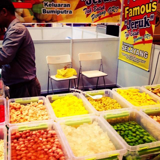 Jeruk Tok Batuk | Jeruk Pulau Pinang | #FeastOfMalaysia2014 | #VisitMalaysia2014 | Putrajaya International Convention Centre PICC | Putrajaya, Malaysia