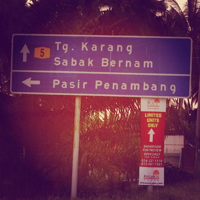 Ceq Singgah Pi Beli Udang Kering Satnaaaaa | Kg Pasir Penambang, Kuala Selangor | Selangor, Malaysia