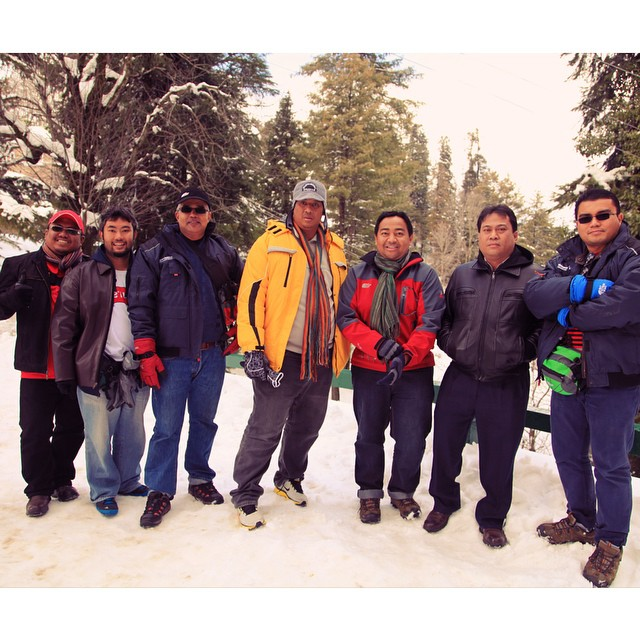 Menjejak Salji | Winter 2014 | Kashmir Point | #Murree Hill | Punjab Province, Pakistan