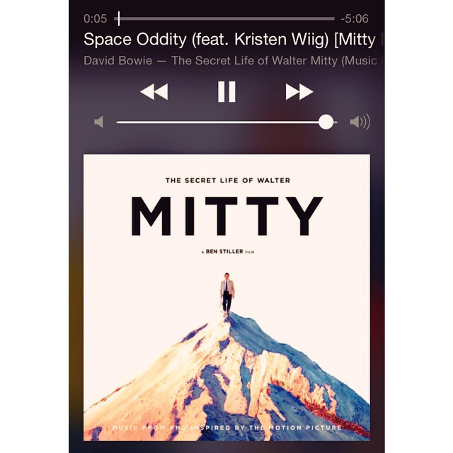 Space Oddity | The Secret Life of Walter Mitty