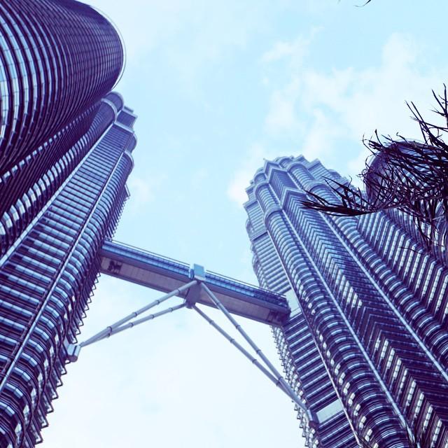 The Bridge | Petronas Twin Towers | #KLCC | Kuala Lumpur, Malaysia