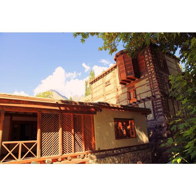 Shigar Fort Residence | Summer 2012 | #Shigar Valley | Gilgit-#Baltistan Region | Northern #Pakistan