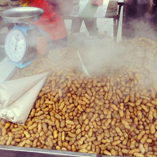Kachang Rebus Berasap | Pasar Malam Port Dickson | Negeri Sembilan | Malaysia