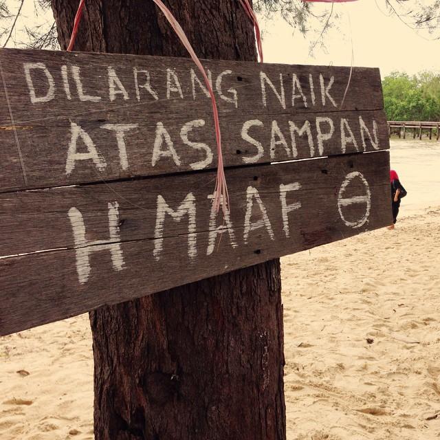 Harap Maaf, Harap Maklum | #PortDickson | Negeri Sembilan | Malaysia