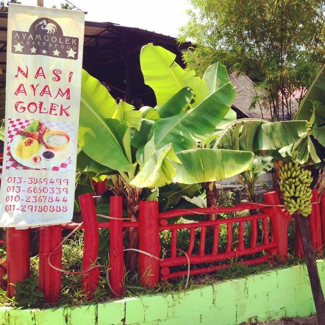 Ayam Golek Nara | Pantai Dalam | #VisitMalaysia #JJCM #AyamGolek5Bintang #RoastedChicken | Kuala Lumpur | Malaysia
