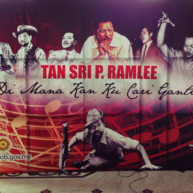 #PRamleeTheMusical #Acoustic #VisitMalaysia #BajuMelayuPenuh #LivePerformance #TicketBubbleJetPrinter #ParkingTakCukup #LaparSiot | Istana Budaya | Kuala Lumpur | Malaysia