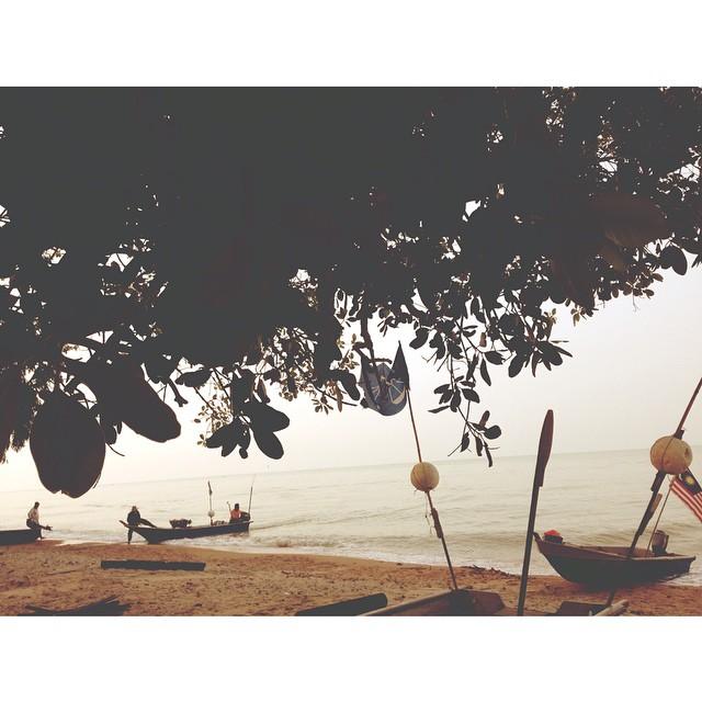 Angin Bayu Membawa Diriku ..... | Pantai #PengkalanBalak | #Melaka | Malaysia