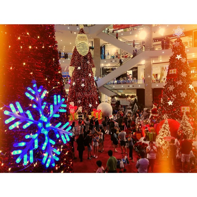 Christmas Decor | #PavilionKL | #BukitBintang | #KualaLumpur | Malaysia