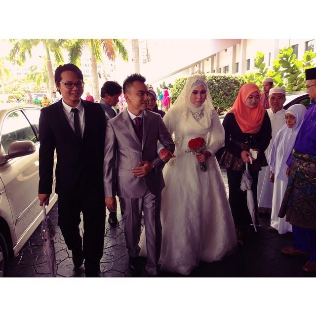 Majlis Persandingan Dr Aina Nadia & Dr Fareed Firdaus | MITC Hall, Ayer Keroh | Melaka | Malaysia #AinaFareed #AinaNadiaFareedFirdaus #RumahMelaka #DrAinaDrFareed #HarleyDavidson #MITCMelaka