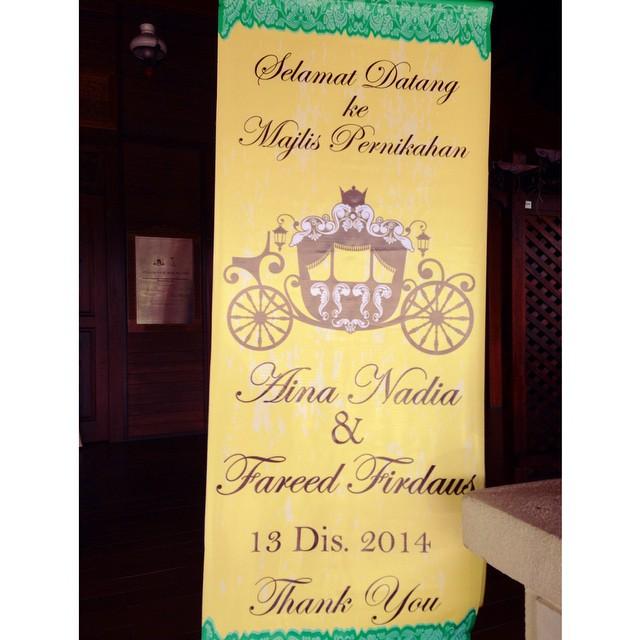 Majlis Pernikahan Dr Aina Nadia & Dr Fareed Firdaus | Rumah Melaka | Bukit Katil | Melaka | Malaysia #AinaFareed #AinaNadiaFareedFirdaus #RumahMelaka #DrAinaDrFareed